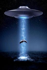 キャトルミューティレーション  UFO プリ画像