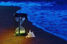 #幻想ファンタジー#幻想的#海#砂時計の画像(貝殻に関連した画像)