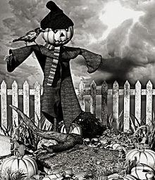 #Halloween#ハロウィーン#ハロウィンの画像(モノクロに関連した画像)