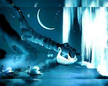 #幻想ファンタジー#幻想的#湖