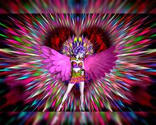 #バレンタイン#ハート#天使の画像(エンジェルに関連した画像)