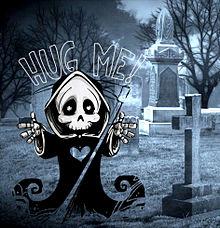 #HUG ME#ハグ ミー#死神#ハートの画像(Meに関連した画像)