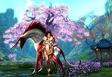 #桜#桜の木#幻想ファンタジーの画像(幻獣に関連した画像)