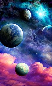 #スペースファンタジー#宇宙 プリ画像