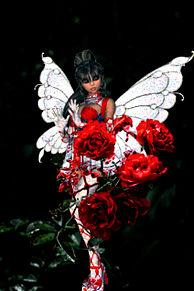 #ファンタジー#薔薇の妖精の画像(幻想的に関連した画像)
