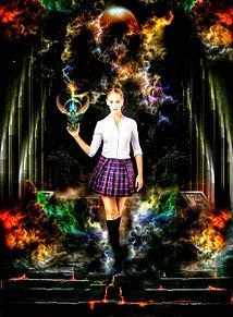 #幻想ファンタジー#JK#女の子の画像(女子高生に関連した画像)