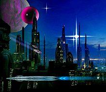 #近未来都市#空想都市#空想的 プリ画像