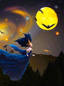 #Halloween#ハロウィーン#🦇🌕️の画像(おとぎ話に関連した画像)