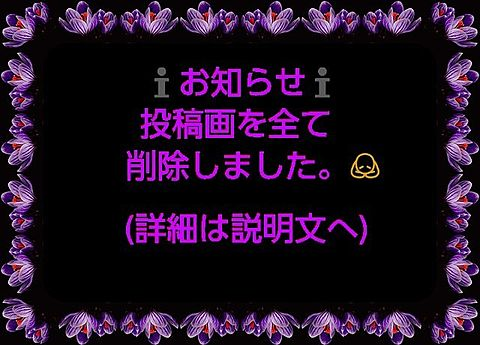 ℹお知らせℹの画像(プリ画像)