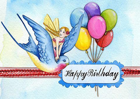 HAPPY  BIRTHDAY*fairy (説明文 必読)の画像(プリ画像)
