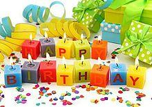 HAPPY  BIRTHDAY*キャンドル   (説明文 必読)の画像(プリ画像)