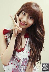 SNSD少女時代SoNyeoShiDae Girls'Generation YoonA ユナ 前髪の画像(ユナ 前髪に関連した画像)