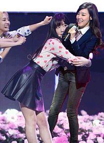 少女時代 SNSD ソシ Girls' Generation ( ´=ิ◞౪◟=ิ`) TaeYeon 太妍 テヨン ティファニー Tiffany TaeNy プリ画像