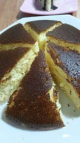 炊飯器ケーキの画像(炊飯に関連した画像)