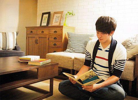 石川界人 ボイスニュータイプNo.053の画像 プリ画像