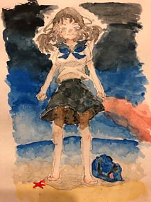 水彩  オリジナルの画像(水彩画に関連した画像)