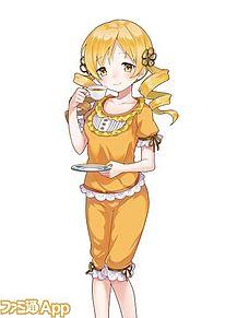 巴マミbyウチ姫のコラボ♪の画像(プリ画像)