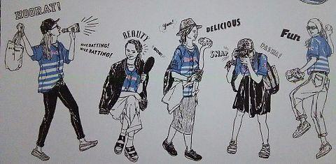 横浜DNAベイスターズ  ガールズフェステバルの画像(プリ画像)