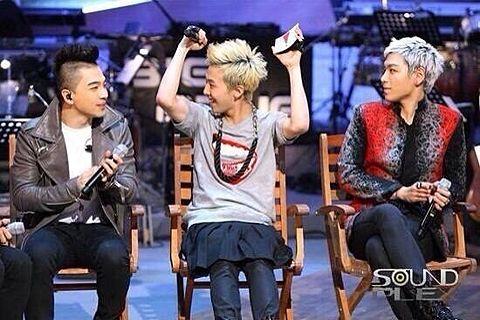 BIGBANG TOP G-DRAGON SOL ジヨンの画像(プリ画像)