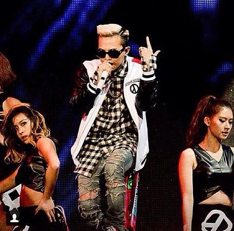 BIGBANG G-DRAGON ジヨンGDの画像(プリ画像)