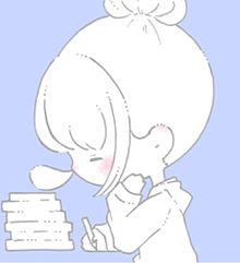 ゆめかわいいパステル手書き可愛い素材ポエム プリ画像