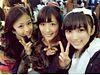 HKT48  矢吹奈子 藤田奈那 島田晴香 AKB48 プリ画像