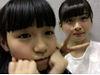松岡はな HKT48 今村麻莉愛 プリ画像