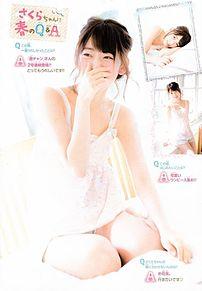 宮脇咲良 HKT48 AKB48 少年チャンピオンの画像(プリ画像)