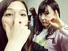 宮脇咲良 HKT48 AKB48 村重杏奈 プリ画像