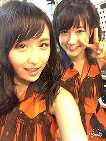 HKT48 朝長美桜 川本紗矢 AKB48の画像(プリ画像)