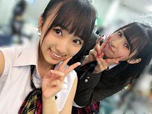 矢吹奈子 HKT48 AKB48 栗原紗英の画像(栗原紗英に関連した画像)
