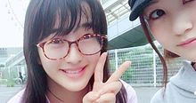 HKT48 田島芽瑠 星野みなみ 乃木坂46の画像(プリ画像)