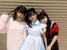田中美久 HKT48 坂本愛玲菜 栗原紗英の画像(栗原紗英に関連した画像)