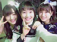 朝長美桜 HKT48 田島芽瑠 山田野絵 NGT48 AKB48の画像(プリ画像)