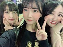 HKT48 武藤十夢 水上凜巳花 向井地美音 AKB48 プリ画像