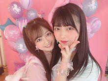 HKT48 本村碧唯 水上凜巳花 プリ画像