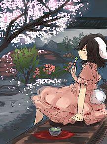 東方projectの画像(因幡てゐに関連した画像)