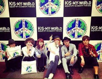 Kis-My-World UTAGE!?family♡の画像(プリ画像)
