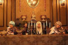 晩餐会の画像(レイヤに関連した画像)