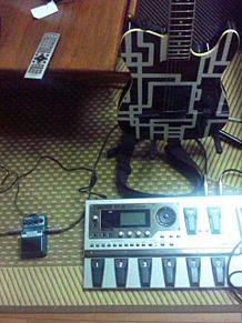 My.BOOWY音作り機材の画像(ROLANDに関連した画像)