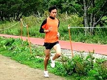 早稲田大学競走部 大迫傑選手の画像(早稲田大学に関連した画像)