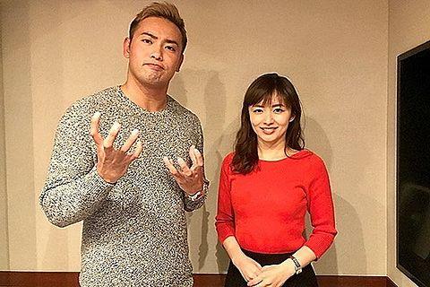 オカダ・カズチカ 伊藤綾子の画像 プリ画像