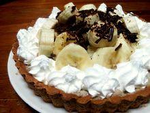 チョコバナナタルトの画像(チョコバナナに関連した画像)