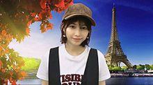 欅坂46  渡邉理佐 ♡☆ パリ  エッフェル塔の画像(パリに関連した画像)