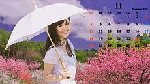 白石麻衣 ♡☆ 天使  日傘美人  11月 カレンダーの画像(紫外線に関連した画像)