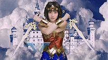 ワンダーウーマン  S ♡☆ 広瀬すず  双剣 超神雲剣の画像(ワンダーウーマンに関連した画像)