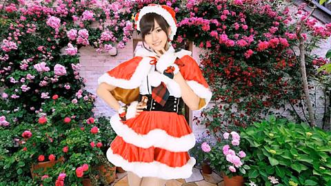 前田敦子 ♡☆ サンタクロースの画像(プリ画像)