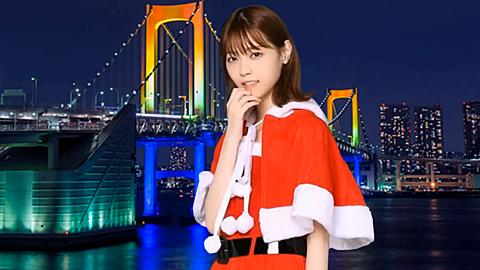 乃木坂46 西野七瀬 ♡☆ サンタクロースの画像(プリ画像)