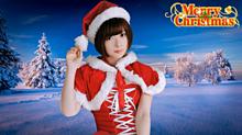 橋本奈々未  ななみん ♡☆ サンタクロース プリ画像