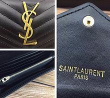 イヴサンローラン(YSL)長財布の画像(プリ画像)